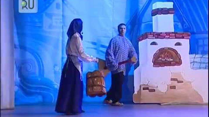 Емеля, печь и щука. Курганская областная филармония ждет малышей на сказку