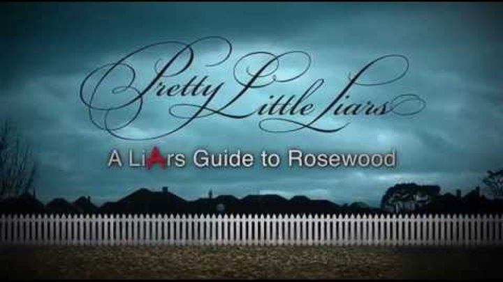 Pretty Little Liars (Милые обманщицы) - season 1-3 recap (NewStudio) RUS