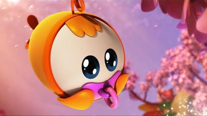 Мультики для детей - Марин и его друзья - Подводные истории - Цветение кораллов