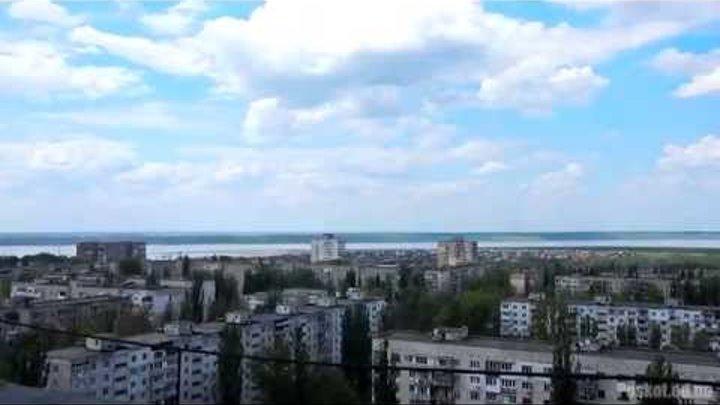 Одесса, поселок Котовского Timelapse 1080p