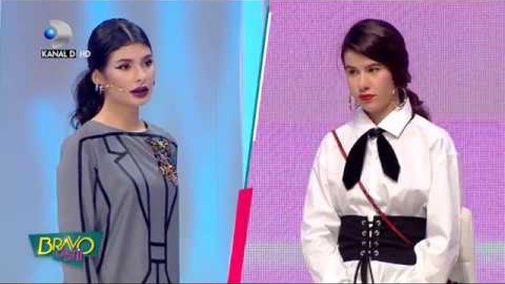Bravo, ai stil! (22.06.2017) - Marisa si Denisa, cearta in culise din cauza unor tablouri!