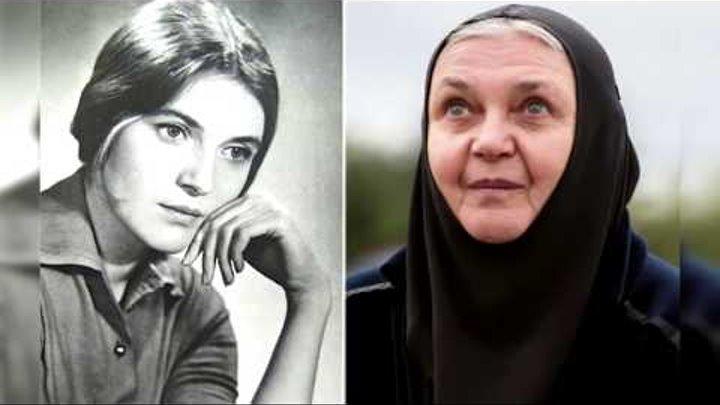 Почему актриса Ольга Гобзева приняла постриг и стала монахиней
