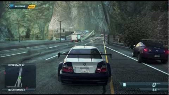 Need For Speed Most Wanted 2012 Xbox 360 Bmw M3 Gtr Gameplay