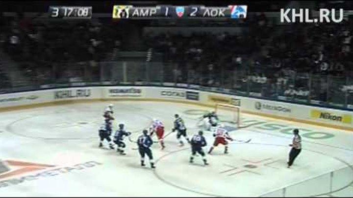 Амур - Локомотив 1:2 / Amur - Lokomotiv 1:2