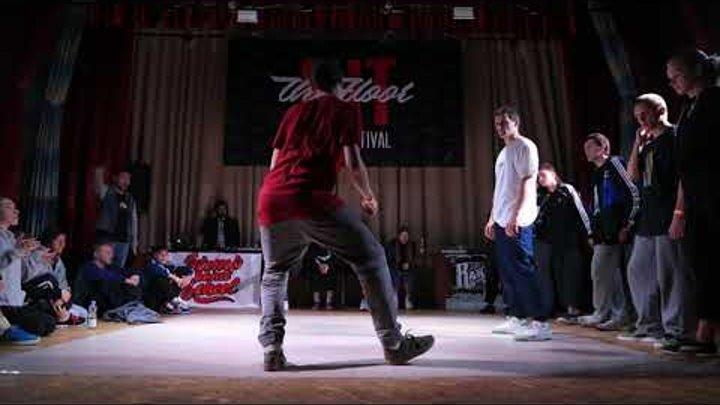 Hit The Floor vol.4 House-Dance seven 2 smoke part 2