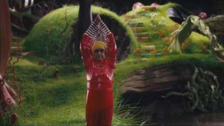Умпа-Лумпа - Август Глуп (Augustus Gloop) (Чарли и шоколадная фабрика) (720p) (Субтитры)