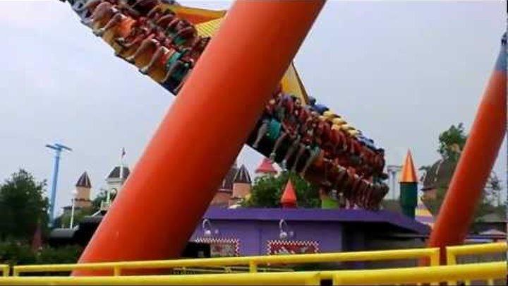 Cedar Point - MaXair - Crazy Ride