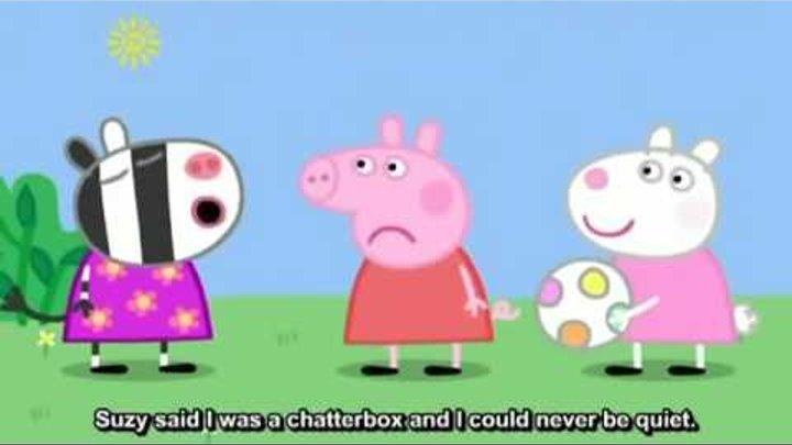 Peppa Pig English На английском языке с русскими и английскими субтитрами