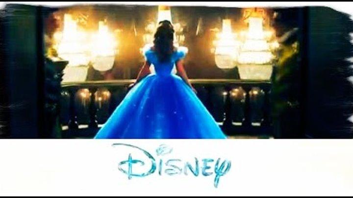 «Золушка» / 2015 / Новая сказка от Disney / Первый русский микротрейлер