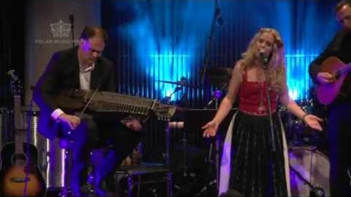 Sofia Karlsson - April Come She Will (Polar Music Prize 2012)