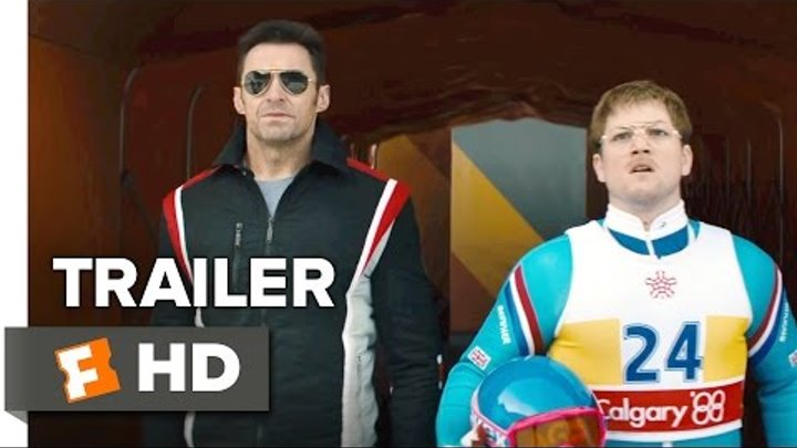 Eddie the Eagle Official Trailer #1 (2016) - Taron Egerton, Hugh Jackman Movie HD