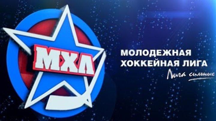 Чайка Нижний Новгород - Локо Ярославль. 1-й матч
