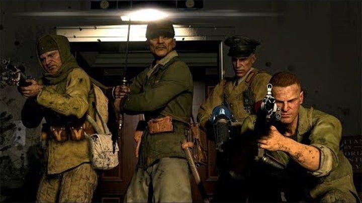 """Официальный ролик эпизода """"Секретно"""" для режима """"Зомби"""" в Call of Duty ®: Black Ops 4 [RU]"""