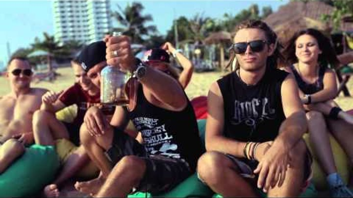 Самый крутой клип в Таиланде (Pattaya - Alex Tiff ft Max Fly)