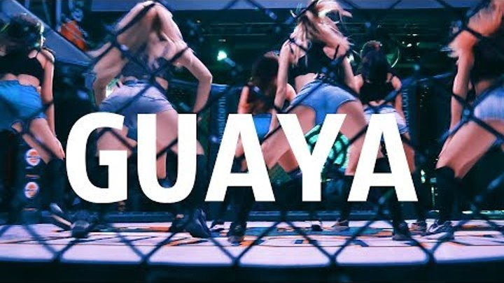 "Eva Simons ""Guaya""/Major Lazer ""Front of the Line"" DANCEHALL CHOREO BY JUDANCE GIRLS"