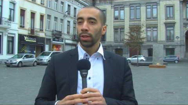 Моленбек, коммуна Брюсселя, через год после террористических атак 2015-2016г г.