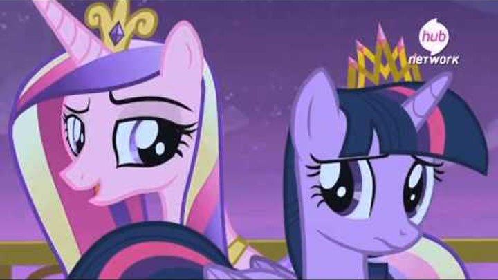 My little Pony:FiM - Season 4 Episode 25 - Twilight's Kingdom Preview