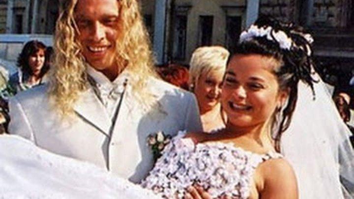 Наташа Королева и Тарзан фотоальбом СВАДЬБА Koroleva.ru 21/08/2003 Санкт_Петербург