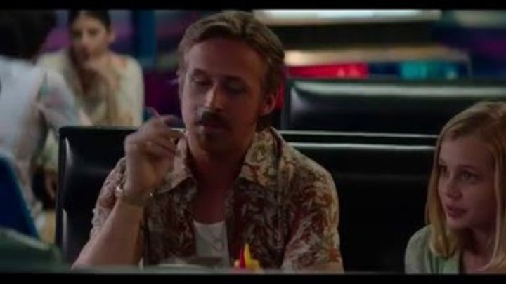 The Nice Guys - Official UK Trailer #2 (2016) - In Cinemas June 3