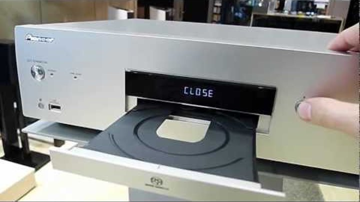 CD Pioneer PD10 PD-10