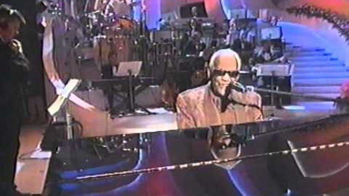 Ray Charles in Good love gone bad (Gli amori). Live. 50 anni di Sanremo