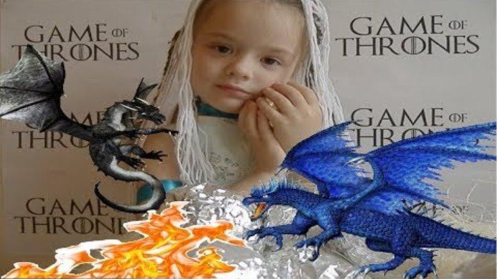 Битва Дейнэйрис Кхалиси Игра престолов Новый 7 сезон от нас Game of Thrones