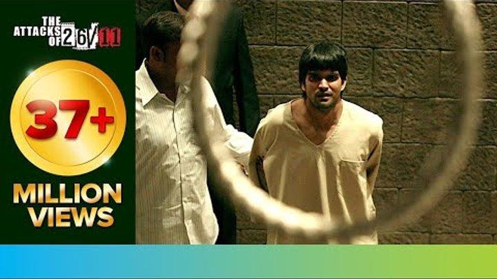 The death of Kasab | The Attacks Of 26/11 | Nana Patekar | Movie Scene