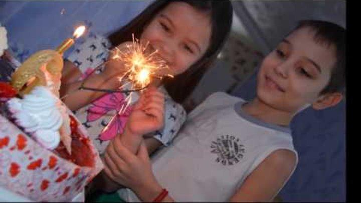 День рождения Алисы - 6 лет!!!