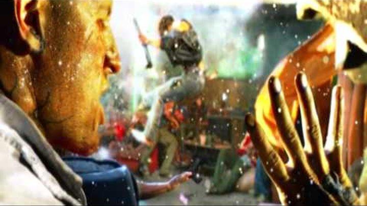Судья Дредд Dredd 2012 Клип Rave The Reqviem Heroine