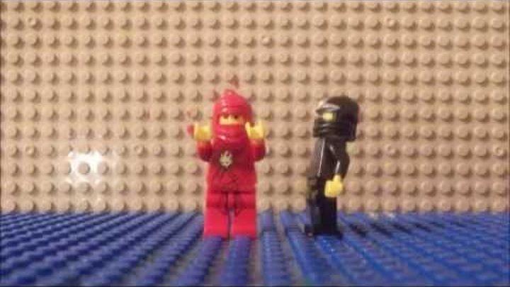 Лего мортал комбат нуб сей бот vs ермак