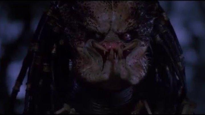 Хищник - Сцена 9/11 (1987) HD