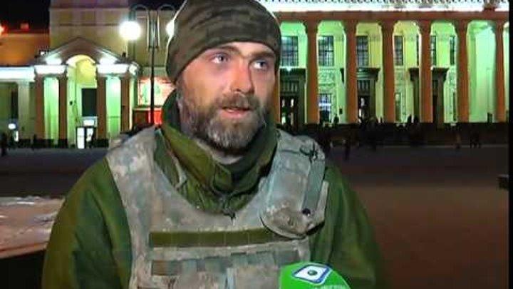 Защитники Дебальцево – о «котле» и сражениях