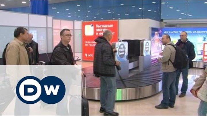 Рейс Москва-Киев - где сделать пересадку?