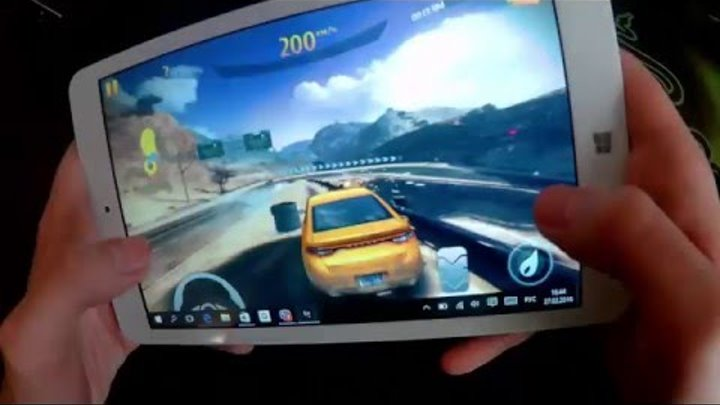 Тестируем Планшет Chuwi Hi8 Pro на Игры,Видео и другие...
