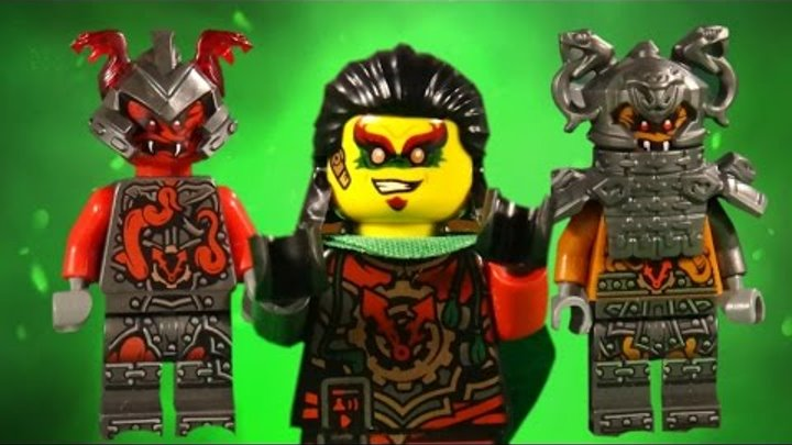 LEGO NINJAGO THE MOVIE - HANDS OF TIME - TEASER TRAILER