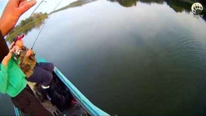 Донбасс на рыбалке 2 часть...bogomaz05