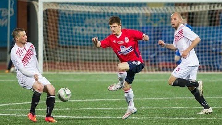 Видеообзор матча «Витязь» — «Металлург» (1:0)