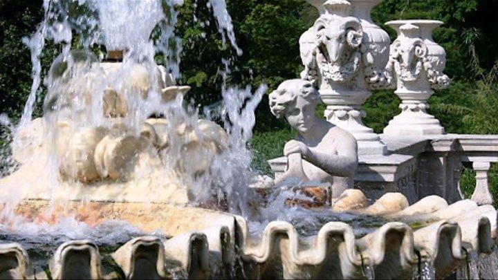 Мой прекрасный сад. Английские сады. Кенсингтон парк и принцесса Диана. Итальянские сады..