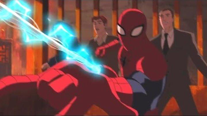 Великий Человек-паук - Стэн рядом со мной - Сезон 2 Серия 19