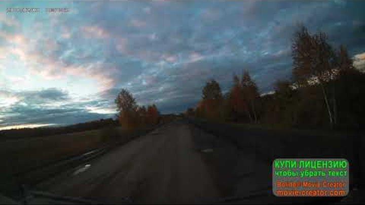 Дорога жизни - Тюкалинск Большие Уки