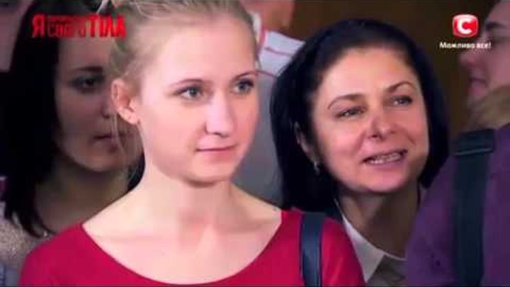 Instantly Ageless, Инстантли Эйджелес Jeunesse на ТВ СТБ Украина, Я соромлюсь свого тіла 2016