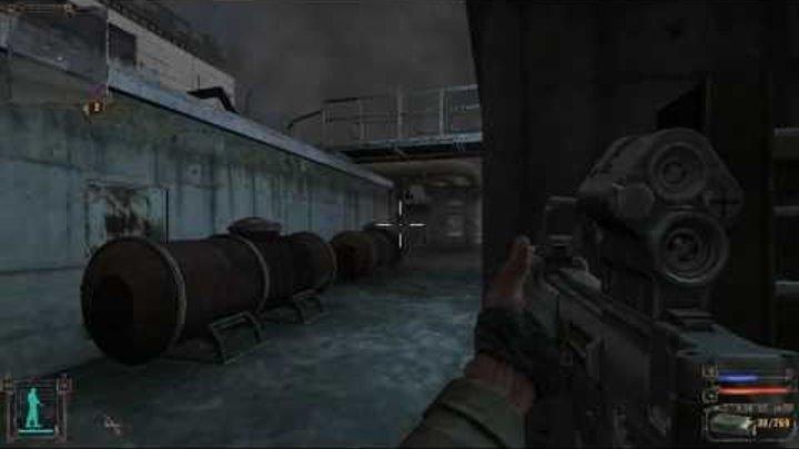 Stalker Тень Чернобыля #22 [ЧАЭС.Порталы]