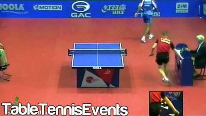 Petr Korbel Vs Cedric Nuytinck: Round 1 [Czech Open 2012]
