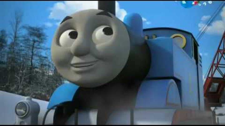 Томас и его друзья Рождество с привидениями Часть вторая 19 сезон 14 серия