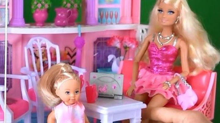 Игрушки Барби Жизнь в доме мечты все серии подряд сезон 10 (21 серия) + серии с Малефисентой