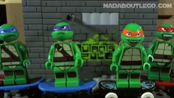 LEGO Teenage Mutant Ninja Turtles Movie
