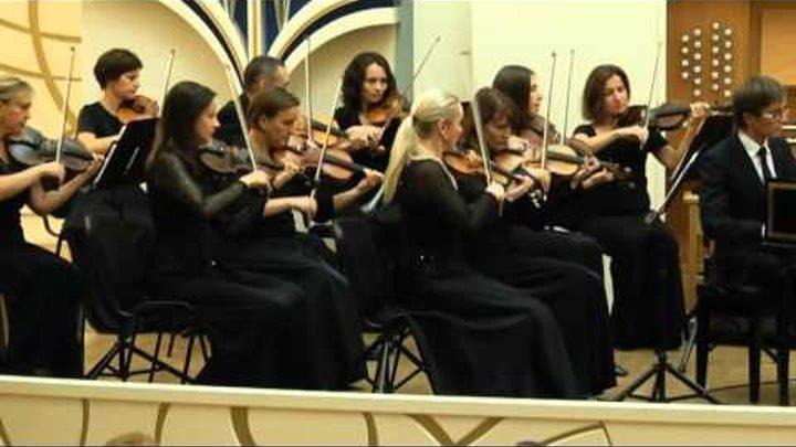 Открытие 5 сезона в белгородском органном зале / Opening of 5th concert season in organ hall