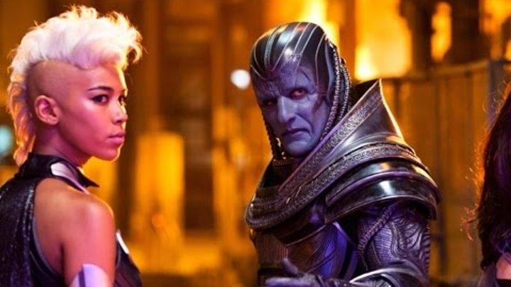 Люди Икс 5 Апокалипсис 2016 трейлер