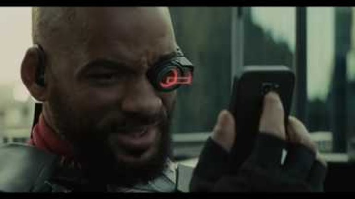 Отряд Самоубийц (Suicide Squad) - Дэдшот: Момент из фильма #2 (Deadshot Moment #2) 2016
