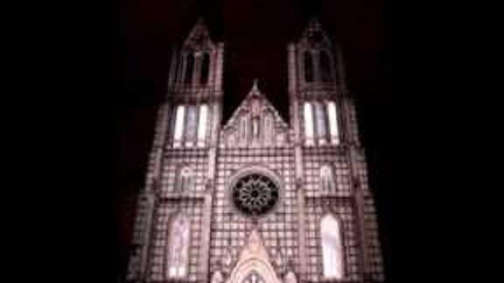 Signal Festival videomapping Namesti Miru 2014 - Full HD quality